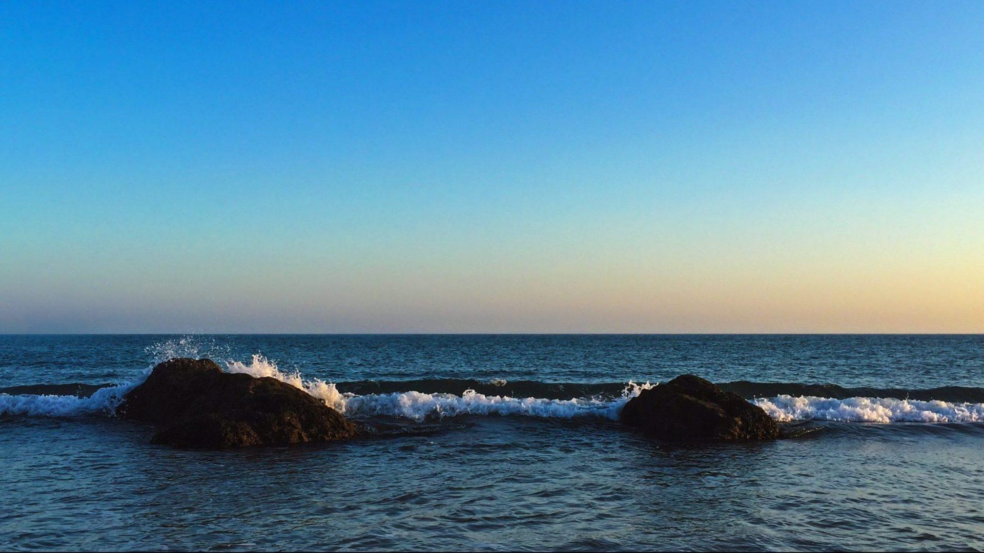 Meeresblick - Gott kennen